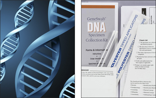 DNA Paternity Testing | Home DNA Tests